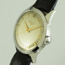 ロンジン手巻き腕時計