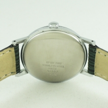 VULCAIN 手巻紳士用腕時計