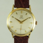 OMEGA スモールセコンド手巻腕時計
