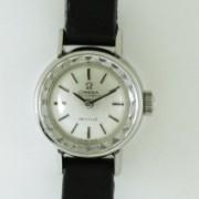 OMEGA レディス自動巻腕時計