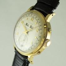CITIZEN トリプルカレンダー手巻時計