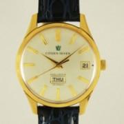 CITIZEN 7 手巻時計