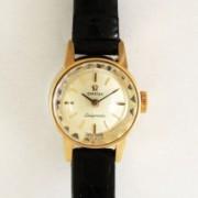 OMEGA自動巻婦人用時計