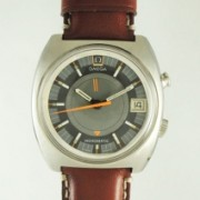 OMEGAアラーム付手巻腕時計