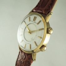 CITIZENアラーム付手巻時計