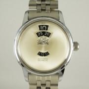 HOGA自動巻デジタル表示腕時計