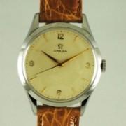 OMEGA手巻紳士用腕時計