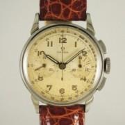 OMEGAクロノグラフ手巻腕時計