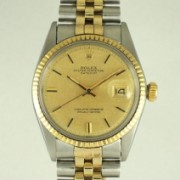 ROLEX OYSTER PERPETUAL DATEJUST 腕時計