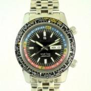 RICOH WORLD TIMER 自動巻腕時計