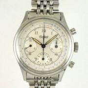 GALLET 3つ目クロノグラフ腕時計