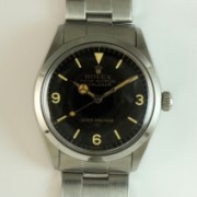 ROLEX EXPLORER 自動巻腕時計