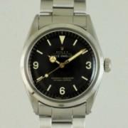ROLEX SPACE-DWELLER 自動巻腕時計