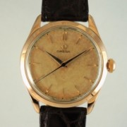 OMEGA紳士用手巻腕時計