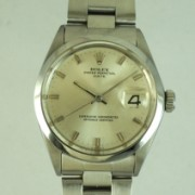 ROLEX OYSTER PERPETUAL DATE 腕時計