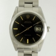 ROLEX OYSTER 紳士用手巻腕時計