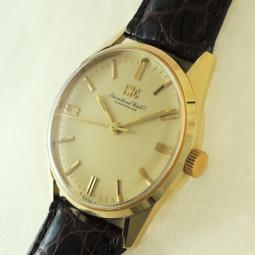 IWC手巻紳士用腕時計