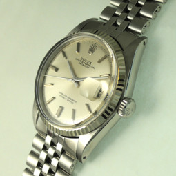 ROLEX OYSTER PERPETUAL DATE JUST 腕時計