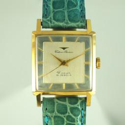 TAKANO手巻腕時計