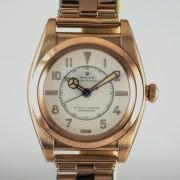 ROLEX自動巻紳士用腕時計
