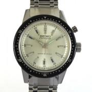 SEIKO クラウンクロノグラフ手巻時計