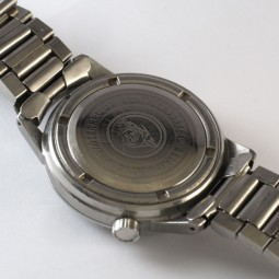 SEIKO SILVER WAVE 自動巻腕時計