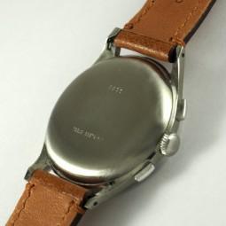 ENICAR手巻クロノグラフ腕時計