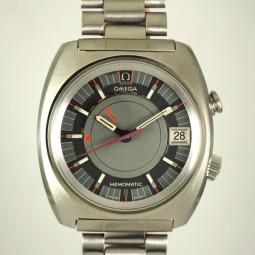 OMEGAアラーム付き自動巻腕時計         om02967