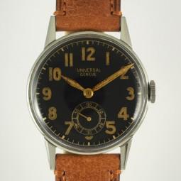 UNIVERSAL手巻腕時計    uni00548