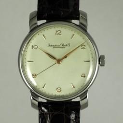 IWC手巻腕時計