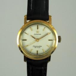 OMEGA婦人用手巻腕時計   om02968