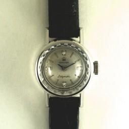 OMEGA婦人用自動巻腕時計  om02904