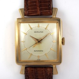 HAMILTON自動巻腕時計