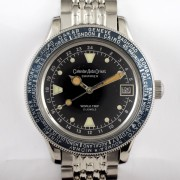 ORIENT WORLD TRIP自動巻腕時計