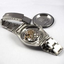 ROLEX OYSTER DATE手巻腕時計
