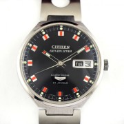 CITIZEN SEVEN STAR 自動巻腕時計     cit02652