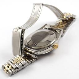 ROLEX OYSTER PERPETUAL DATE JUST自動巻腕時計