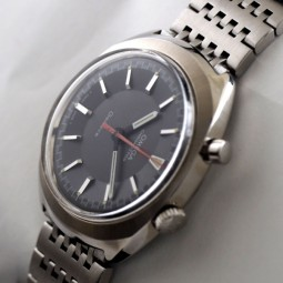 OMEGA クロノストップ 手巻腕時計     om02113