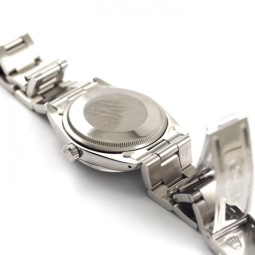 ROLEX OYSTER PERPETUAL DATE 自動巻腕時計
