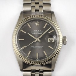 ROLEX OYSTER PERPETUAL DATE JUST自動巻腕時計