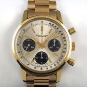 BREITLING 3つ目クロノグラフ手巻腕時計
