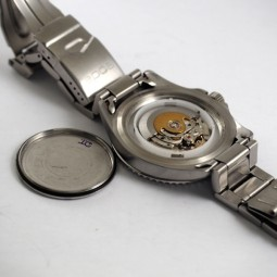 epos自動巻腕時計