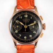 SADA2つ目クロノグラフ手巻腕時計
