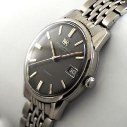 IWC自動巻腕時計