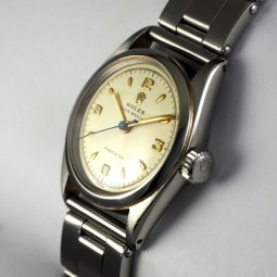ROLEX OYSTER SPEED KING 手巻腕時計