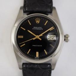 ROLEX OYSTER DATE 手巻腕時計