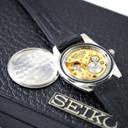 SEIKO LINER Chronometer 手巻腕時計
