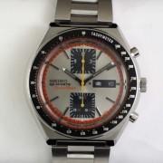 SEIKO 5 SPORTクロノグラフ腕時計          se037664