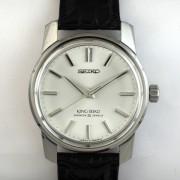 KING SEIKO手巻腕時計