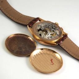 TELDAクロノグラフ手巻腕時計